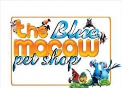 The Blue Macaw Pet Shop Cover Image