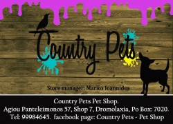 Country Pets - Pet Shop Cover Image