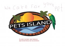 Pet island Cover Image