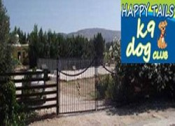 Happy Tails K9 Dog Club Cover Image