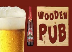 Wooden Pub Cover Image