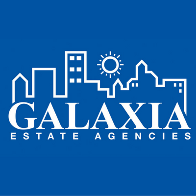 Galaxia Estate Agencies Logo Image on XploreCyprus