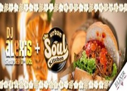 The Urban Soul Kitchen Cover Image