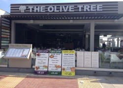 Olive Tree Restaurant Cover Image