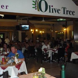 Olive Tree Restaurant Logo Image on XploreCyprus