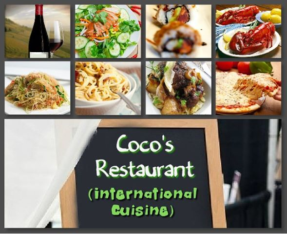 Coco's Restaurant Cover Image on XploreCyprus