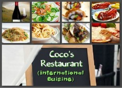 Coco's Restaurant Cover Image