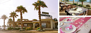 Doria Beach Restaurant Profile Image  - Restaurants - On XploreCyprus