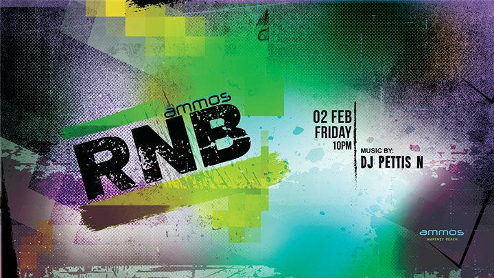 Ammos RNB party | Friday 02.02.18 Image