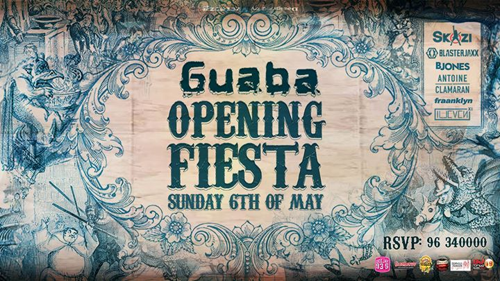 Sunday 6th of May  Guaba Opening Fiesta 2018 Image
