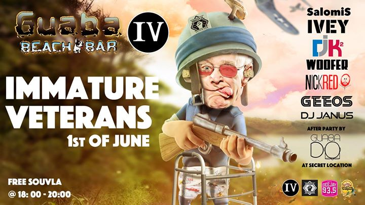 Friday 1st of June  Immature Veterans at Guaba Image