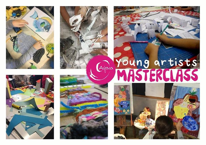 Young Artists' Masterclasses Event Image