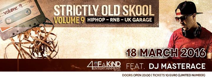 Strictly Old Skool Vol 9 Event Image