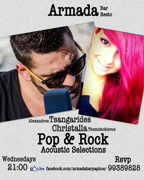 Pop & Rock Acoustic Selections Event Image