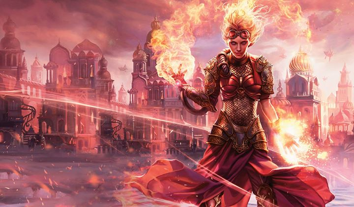 Kaladesh Saturday Release Draft 13:30 Event Image