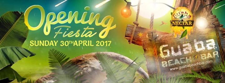 Sunday 30th April  Guaba Opening Fiesta Image