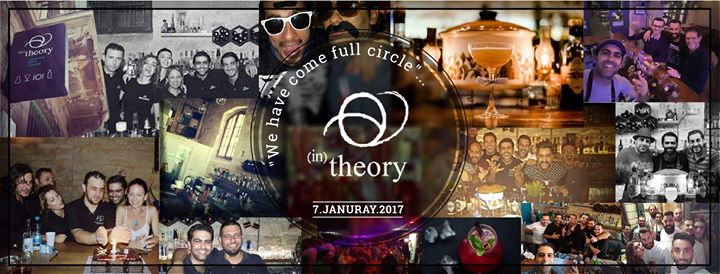 Let's Wrap It Up: Intheory Closing Party Event Image