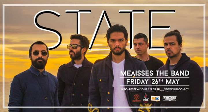 STATE Night Club | Meλisses the Band Image