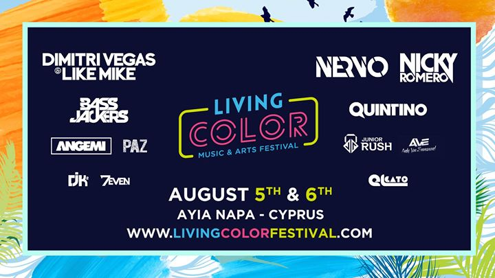 Living Color Festival Image