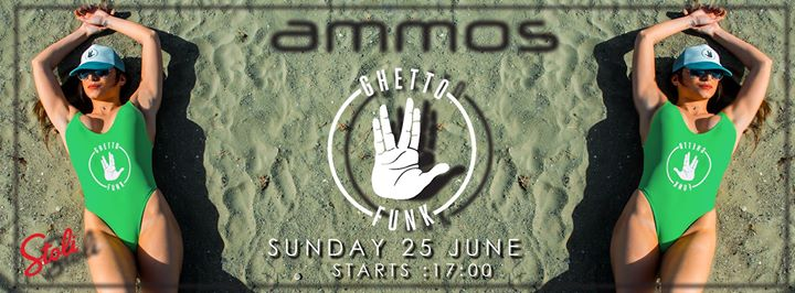 Ghetto Funk Sunset Stories Sunday 25 June Image