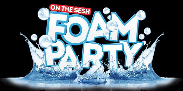 On The Sesh: Foam Party : Pt5 Event Image