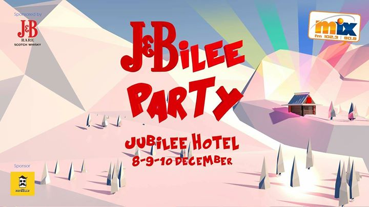 Malochico pre. the Annual JεBILEE VIP PARTY Vol5 (8 9 10 Dec 17) Event Image