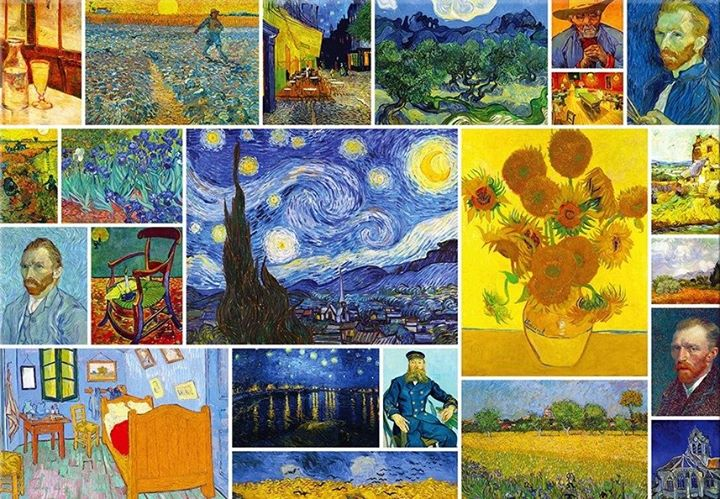Documentary on Vincent van Gogh Event Image