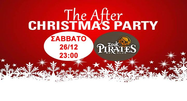 The After Christmas Party - Polis - XploreCyprus - Events